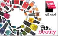 $100.00 Sally Beauty Supply Gift Card at 10% off