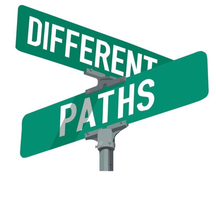 Different Paths Clothing