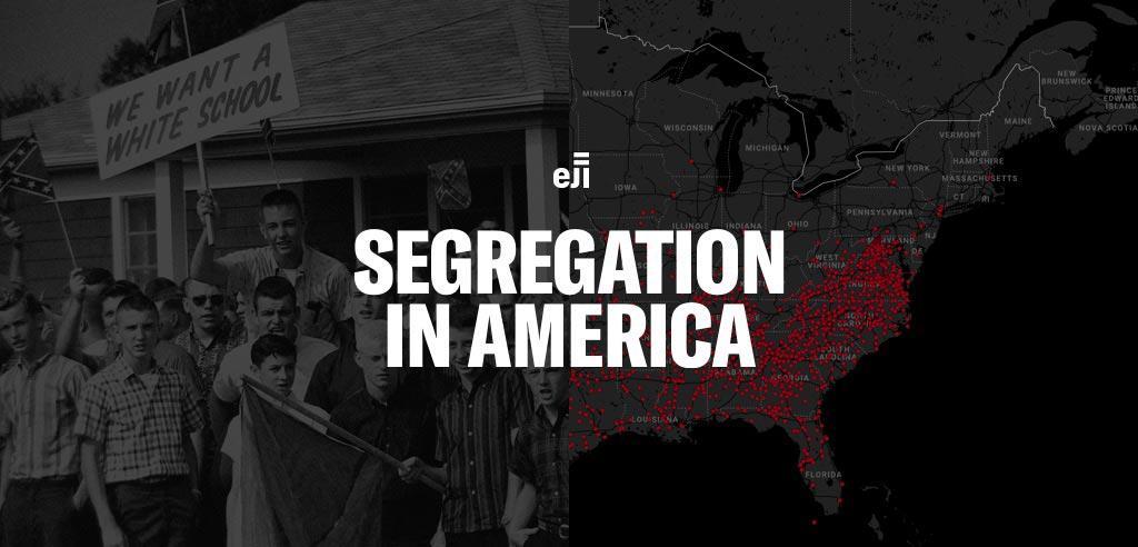 segregation in america equal