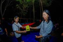 Games tahu bulat, pemenang keenam, Yusup (HI Sukabumi) Doc by @nyokmlaku