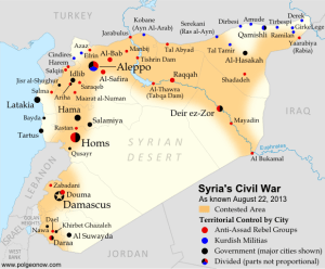 The US-Russia race in Syria: towards a military confrontation ...