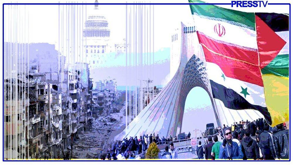 L'Iran rebat les cartes au Proche Orient