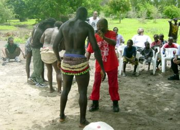 TAMERRRIAN STUDENTS IN GHANA
