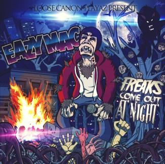Eazy Mac Mixtape Artwork
