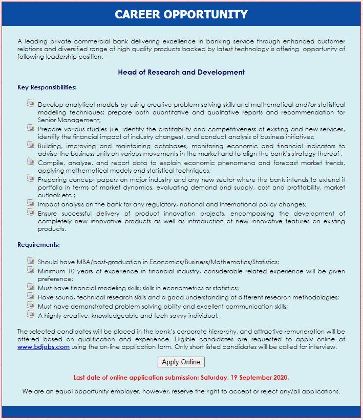 Career Opportunity 2