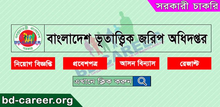 GSB Job Circular Banner 2021