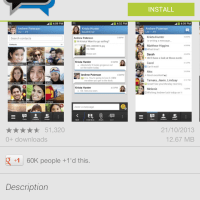 BBM on iPhone and Android Phones