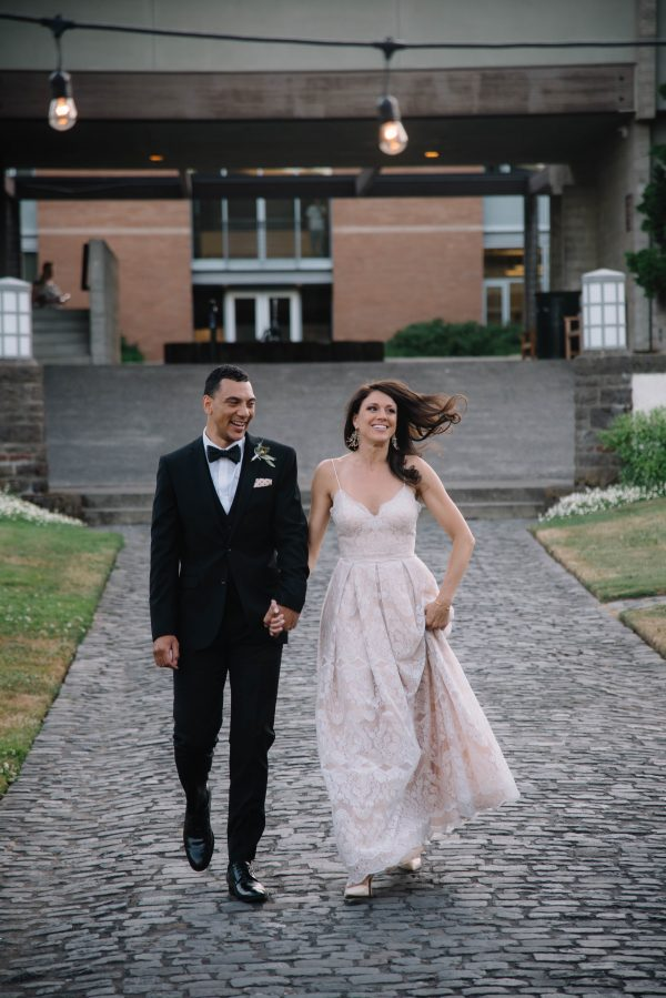 portland wedding planner at lewis and clark college