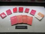 Original copies of Mao's Little Red Book