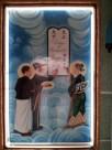 Victor Hugo, Sun Yat Sen and Nguyen Binh Khiem receiving a message from God
