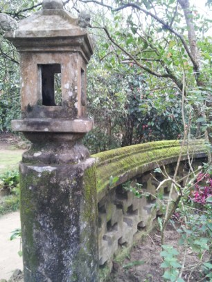 Beautiful garden fence