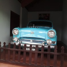 Thich Quang Duc's car