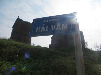 Hai Van Pass summit