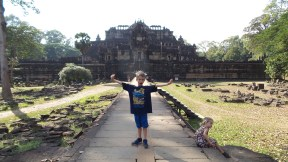 Behold! Orion gives you Baphuon Temple!
