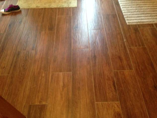 laminate floor remodel