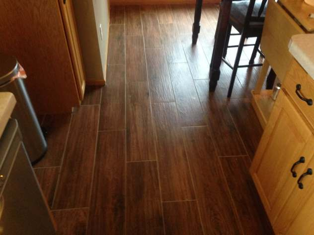 new flooring remodel