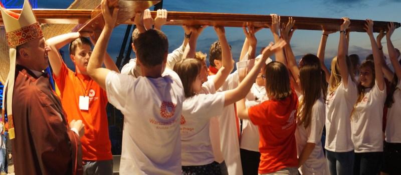Nie przegap! – czyli pięć powodów, dla którychwarto zaangażować się wŚDM'2016