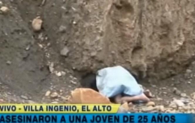 Hallan el cuerpo de una joven militar en un río de Villa Ingenio