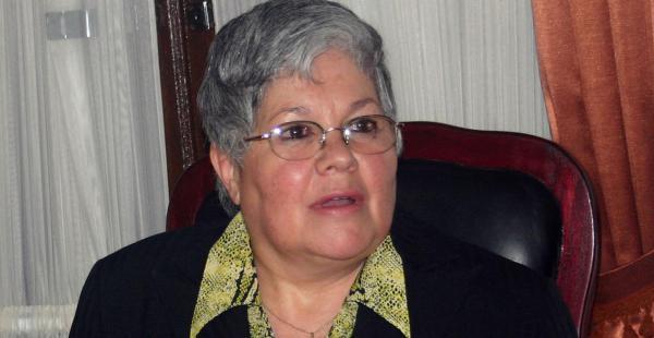 Silvia Salame quiere ser Defensora del Pueblo