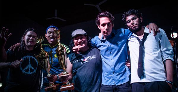 Actualmente Contra la pared es una banda que se ha ganado un espacio en el ambiente musical