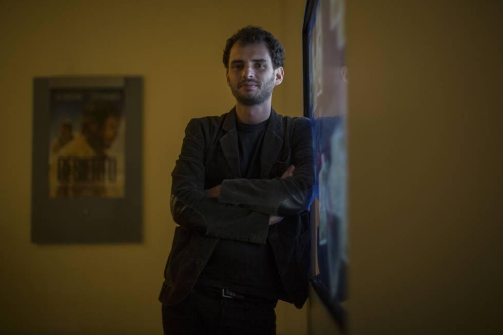 Jonás Cuarón, director de 'Desierto'.