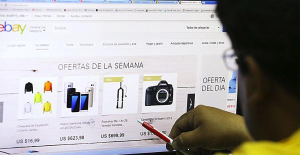 La tendencia de compra de bienes por internet cobra fuerza a escala global y Santa Cruz no esla exepción