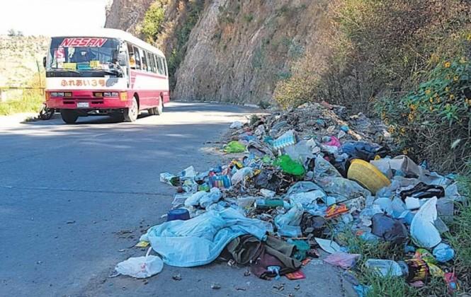 Municipios de Chuquisaca carecen de ficha ambiental para funcionamiento de botaderos