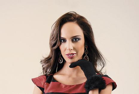 Alejandra Panozo (miss Bolivia Internacional 2015)