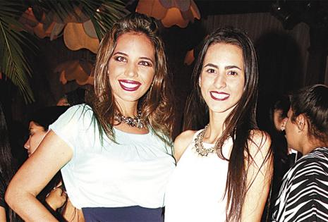 Taliana Tufiño y Sofía Talavera