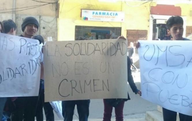 Jueza dicta libertad provisional para estudiantes de la UMSA y defensa anuncia que apelará decisión