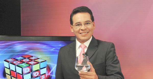 El periodista afronta un proceso por discriminación por algunos comentarios de televidentes en su programa en Católica TV.