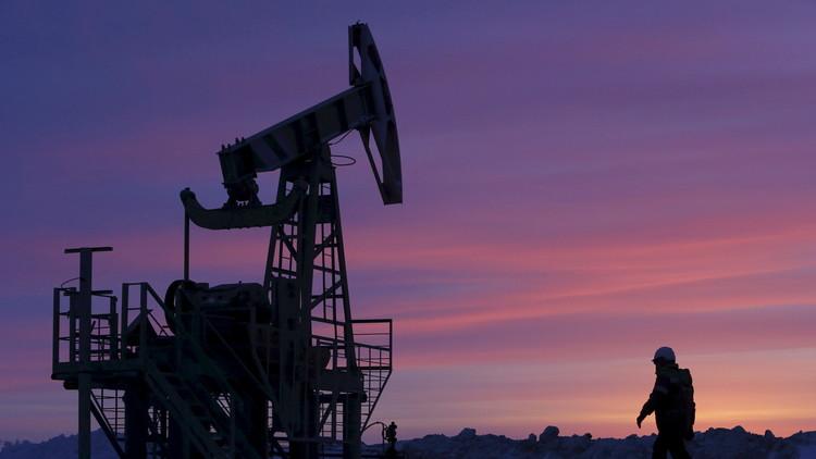 Un trabajador de la petrolera rusa Bashneft
