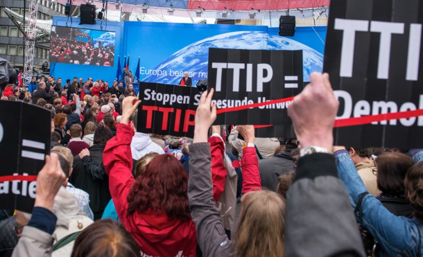 La filtración de borradores del TTIP, explicada en siete claves