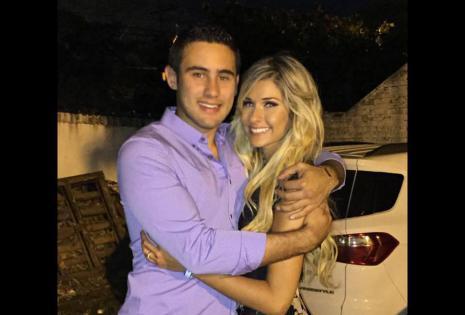 Nicolas Vaca Díez y María Ingrid Aguilera