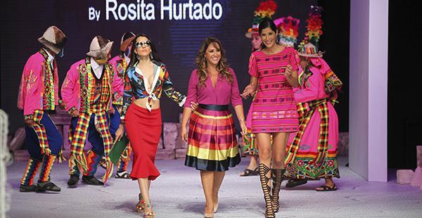 Rosita Hurtado y Lisbeth Arando, dos expertas