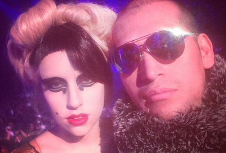 Logró posar junto a Lady Gaga después de su concierto en Nueva York hace 5 años