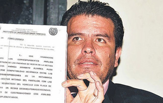 Aprehenden a William Sánchez, otro abogado de Gabriela Zapata
