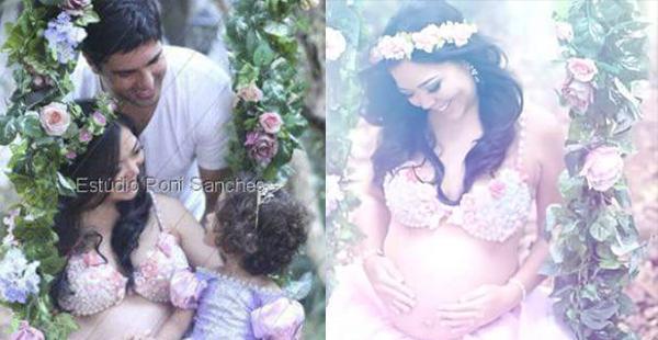Las imágenes tiernas de la familia de Ario Freire