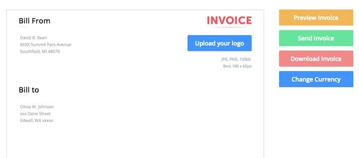 invoice maker una herramienta para crear facturas online sin