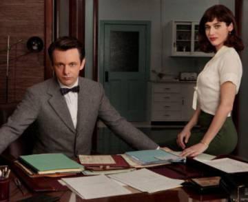 El doctor Masters y su ayudante Virginia Johnson.
