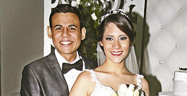 Marcelo Peredo Navaja y Alejandra Áñez Vaca Díez
