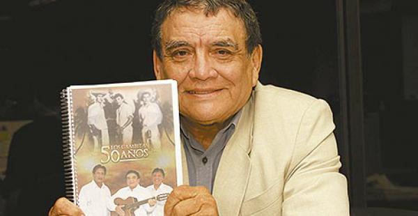 Armando Terceros es el único integrante fundador que continúa
