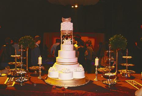 La fiesta fue organizada por Gastón Serrano, y la decoración, a cargo del creativo Quito Velasco.