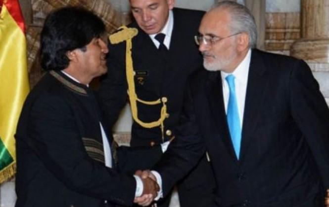 Mesa le recuerda al Presidente que detuvieron cocaleros por el asesinato de policías y militares en 2003