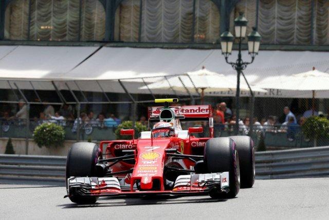 Kimi Raikkonen, piloto finlandés (Reuters)