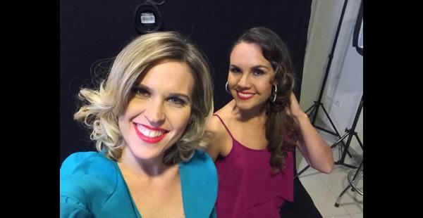 Nicole Nostas y Yuli Peña