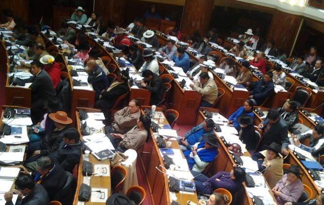 Propuesta de elección de autoridades judiciales del Procurador no encuentra respaldo en el MAS