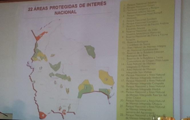 El Sernap depende de la cooperación internacional, el TGN sólo cubre 19% de su presupuesto