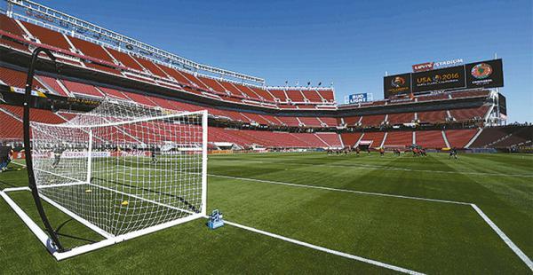 Copa Centenario - video