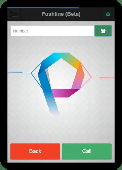 Realizar llamada desde Google Chrome con Pushline